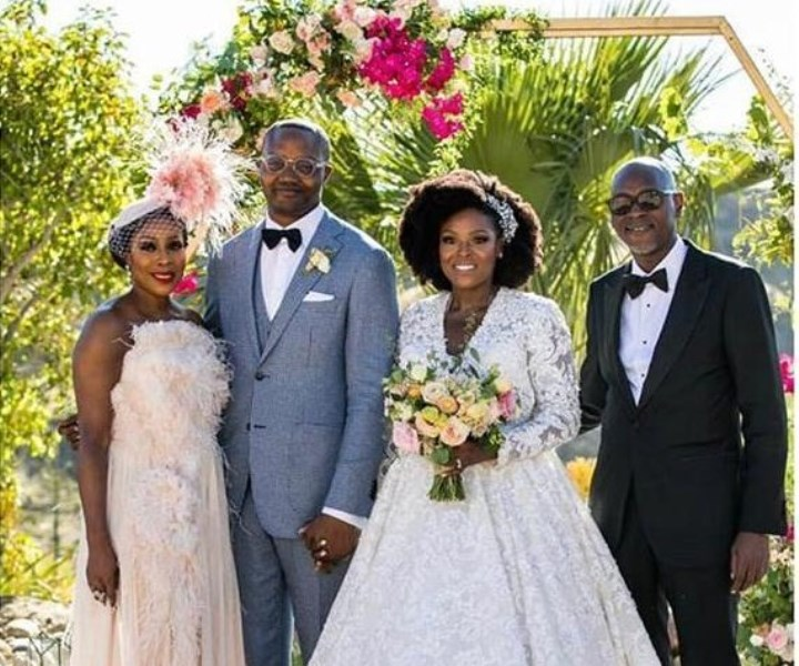 EXCLUSIVE: WHY CAVERTON CHAIRMAN, REMI MAKANJUOLA WAS ABSENT FROM LOVECHILD'S WEDDING TO MO ABUDU'S DAUGHTER IN THE US