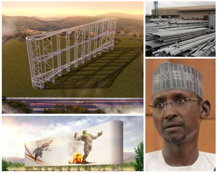 ENEMY OF PROGRESS: AFTER SPENDING N800 MILLION TO SECURE ADVERTISING SPACE, FCT MINSTER, MOHAMMED BELLO CANCELS LONA MEDIA APPROVAL